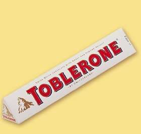 White Toblerone 170g £1.00 @ Poundland