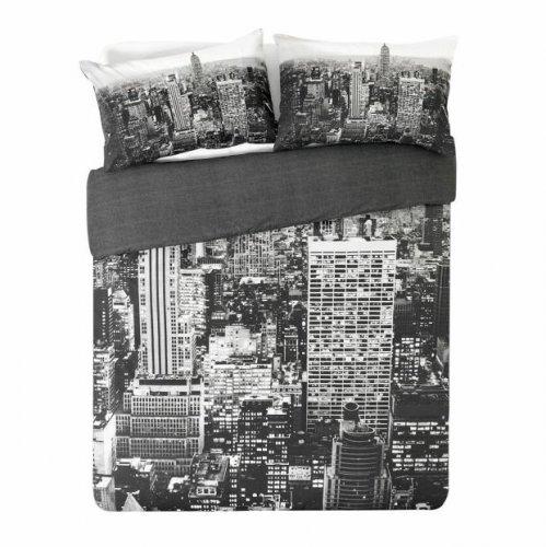 New York Double Duvet set only £7.99 @ Argos (5432879)