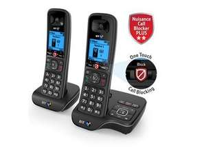 BT Telephone BT6600 Twin Black - £11.27 delivered @ Viking Direct