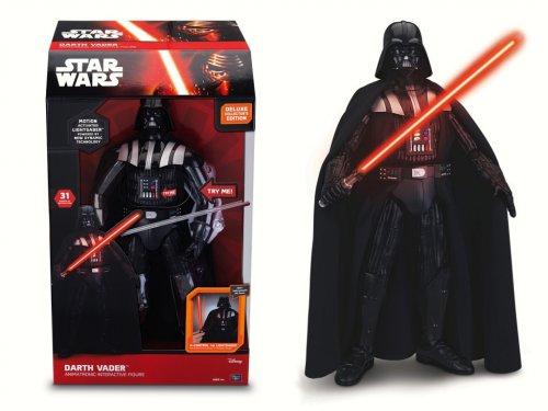 Star Wars Darth Vader Animatronic Interactive Figure £14.99 @ B&M