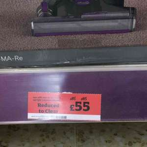 Vax Air Reach U90-MA-RE vacuum £55 @ Sainsbury's