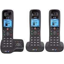 BT Telephone BT6600 Trio Black £18.47 @ Viking Direct