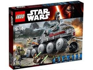 LEGO Clone Turbo TAnk £19.99 !!! bargin price @ Amazon (Prime exclusive)
