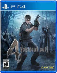 Resident Evil - PS4 - £16.99 at MyMemory.co.uk
