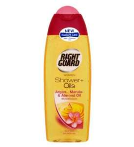 Right Guard Shower Gel (Womens) - 47p @ Wilko, Gloucester