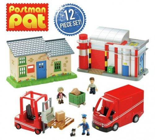 Postman pat world of pat £14.99 @ Argos