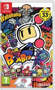 Super Bomberman R (Nintendo Switch) Shopto £42.84