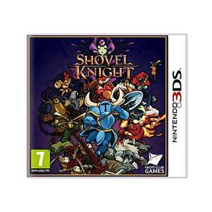 Shovel Knight (3DS) £14.79 @ Base and £14.81 @ GameSeek