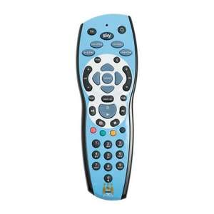 Manchester City Sky+HD Remote Control £4.99 @ Sky