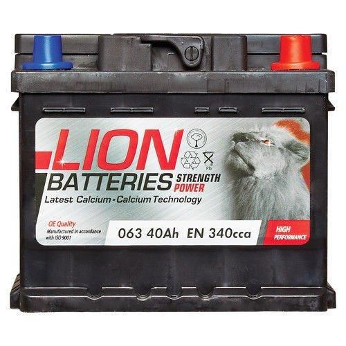 12V 40Ah  Sealed 3 Years Warranty Lion Batteries Car Battery 26.94 delivered @ CarParts4Less-Store/ Ebay