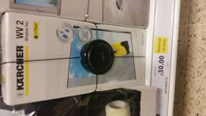 Karcher WV2 Window Vac. Tesco Springhill Instore Only. £30