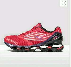 mizuno running shoe's £72 at millets sports lady's & men's