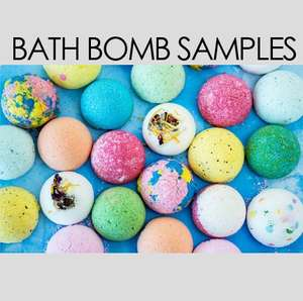 Free Bath Bomb