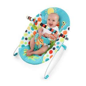 Bright Starts Kaleidoscope Vibrating Bouncer (was £25.99) Now £15.00 C&C at Asda George