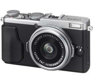FUJIFILM FinePix X70 High Performance Compact Camera £351.97 @ Currys