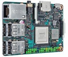 ASUS Tinker Board 2, ARM A17, 2GB, HDMI2 4K, GbE, 4xUSB, PRE-ORDER £55 @ CPC Farnell