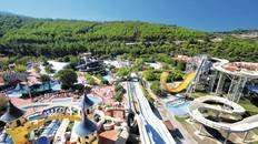From Manchester Family Holiday to All Inclusive Aqua Fantasy Aquapark Hotel & Spa , Kusadasi, Turkey 4*plus Hotel, inc luggage, flight, transfers, late checkout, free child, two rooms,  £235.55pp Total Cost £1,413.32  (family of 6) @ First Choice Hol