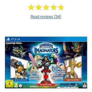 skylanders imaginators ps4 at argos price now £19.99