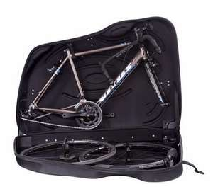Bike Travel/Transport Case with Wheels (Brand-X EVA Bike Pod) from Chain Reaction Cycles £89.99 (reduced from £189.99 + JAN17 10% Discount Code)