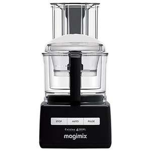 Magimix 4200XL £139.99 in  Black only at John Lewis