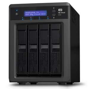 MY CLOUD EX4 RECERTIFIED 12TB £349.99 @ WD