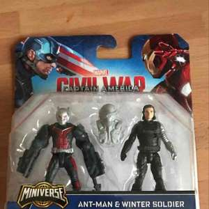 civil war avengers 45p @ Tesco instore