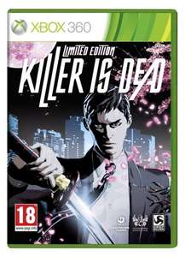 Killer is Dead (XBOX 360/Xbox One BC) £1.99 @ Boomerang (Ex-Rental)