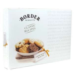 Borders Classics Biscuits 500g £1.25 (Tesco Instore)