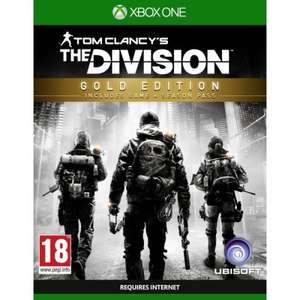 [Xbox One/PS4] The Division Gold Edition (Includes Game & Season Pass)-£26.99 (365Games)