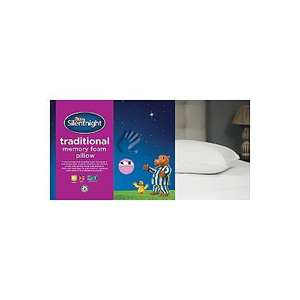 Silentnight memory foam pillow £6 instore @ Asda - Stockport
