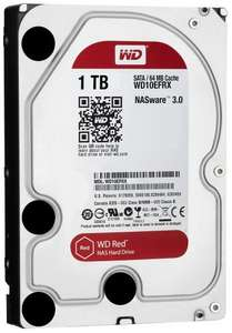 WD Red 1TB NAS Desktop Hard Disk Drive - £41.86 - Sold by amy's Schätze and Fulfilled by Amazon