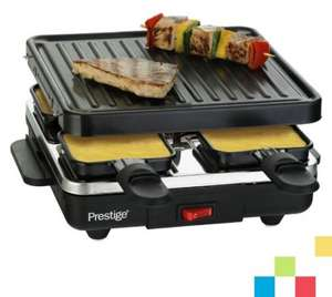 Cheap Reduced Raclette Machine / Grill - £16.99 @ Prestige