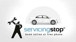 70% Off cost of Car Service (Full or Interim) £75 @ Servicingstop