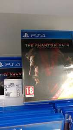 metal gear solid:The Phantom Pain £5 in Asda