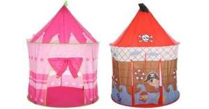 kids play tent £5 Halfords