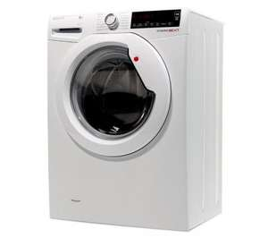 HOOVER DXA48W3 Washing Machine A+++ 8Kg White £229.00 (SAVE £170) @ currys