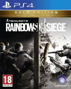Tom Clancy's Rainbow Six: Siege - Gold Edition £21.95 Coolshop