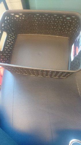 Curver Small Basket 50p instore @ Morrisons