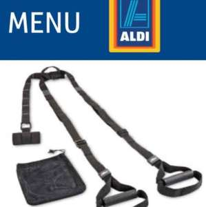 suspension trainer £11.99 Aldi (Free delivery & Instore)