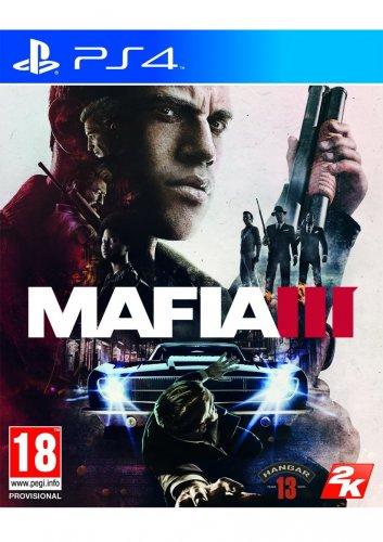 Mafia 3 for PS4 / XBOX 1 £22.99 simplygames