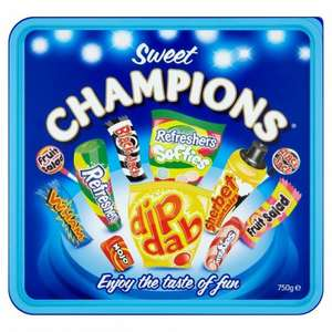Sweet Champions 750g tub £1.95 @ Farmfoods