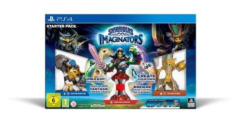 Skylanders Imaginators - PS4 - Amazon £19.99 (Prime) £21.98 (Non Prime)