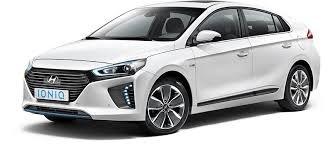 Hyundai Ioniq Hybrid PCH 9+23, £128.13/month at Ryders of Warrington