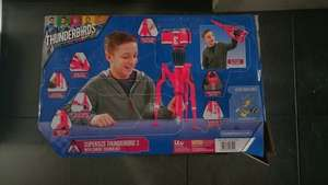 supersize Thunderbirds 3 rocket playset £6.25 tesco instore