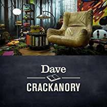 Crackanory, series 1,2 & 3 - Audible free (7 hours 50 mins)
