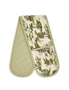 Double Oven Gloves Was £12.50, now £3.49!! @ M&S - Free c&c