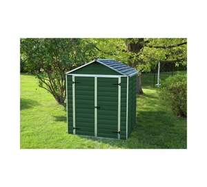 Palram Skylight Plastic Shed - 6 x 5ft £199.99 @ Argos and £10 off voucher for next purchase