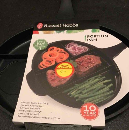 Russell Hobbs Portion Pan £5 @ Morrisons instore