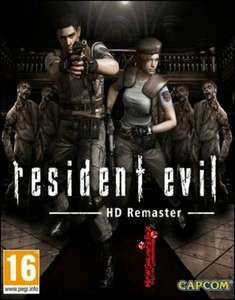 [Steam] Resident Evil HD Remaster  - £5.69 - CDKeys (5% Discount)