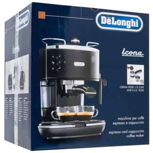 Delonghi Icona Coffee Machine £79 - Tesco instore - Bournemouth